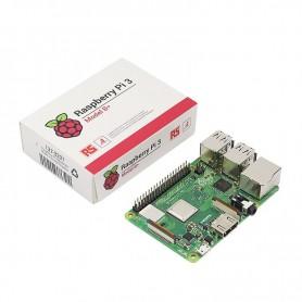 برد رزبری پای Raspberry pi 3 UK مدل +B تولید انگلستان
