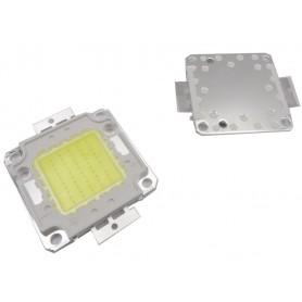 LED پاور 50W سفید مهتابی 34-30 ولت