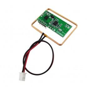ماژول ریدر RDM6300 RFID با فرکانس 125KHZ و خروجی سریال
