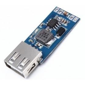 ماژول رگولاتور DC به DC کاهنده دارای ورودی 6V تا 26V و خروجی 3A 5V USB