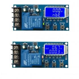 ماژول کنترل شارژ باتری دیجیتال 6 الی 60 ولت مدل XY-L30A