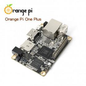 برد چهار هسته ای 64 بیتی Orange Pi One Plus با RAM 1GB