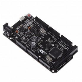 برد آردوینو WIFI R3 دارای پردازنده ATmega2560+ESP8266 و مبدل CH340G