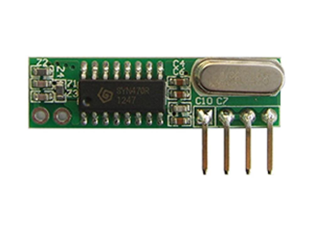 گیرنده ریموت ASK 315MHz سوپرهترودین مدل RXB22