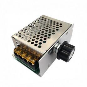 دیمر 4 کیلووات SCR – ولتاژ 220 ولت AC مدل قابدار