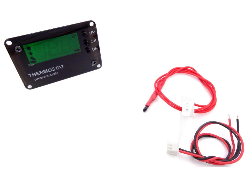 ماژول ترموستات دیجیتال با سنسور NTC مدل BNM