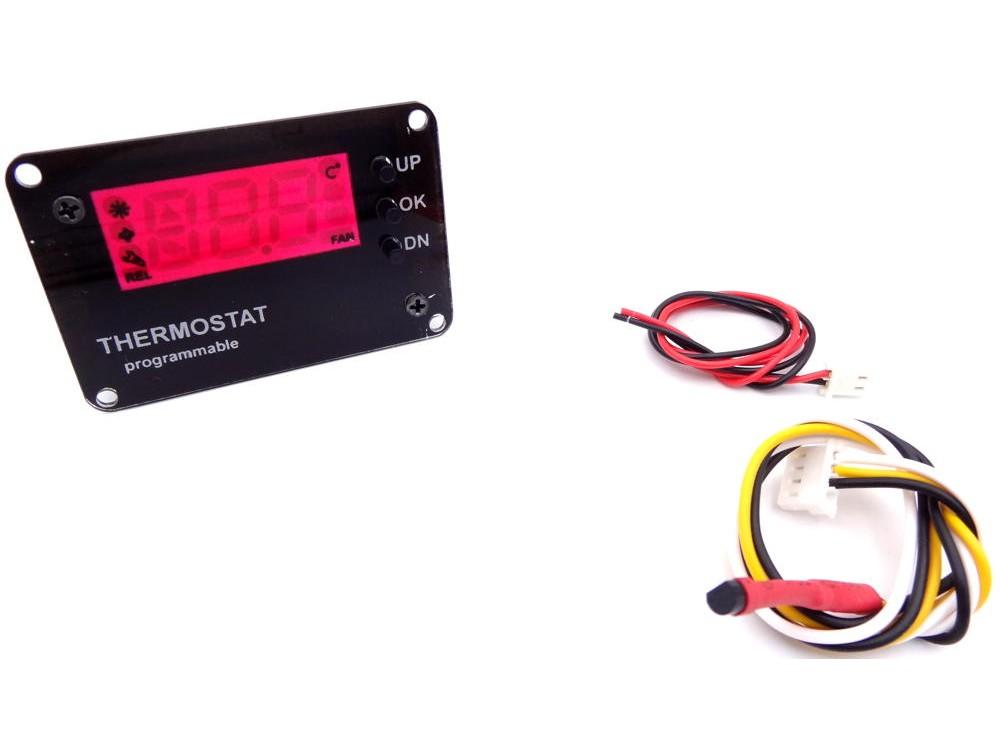 ماژول ترموستات دیجیتال با سنسور LM335