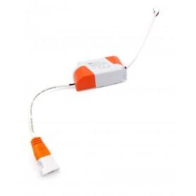 LED درایور 7-4 وات قابدار پلاستیکی