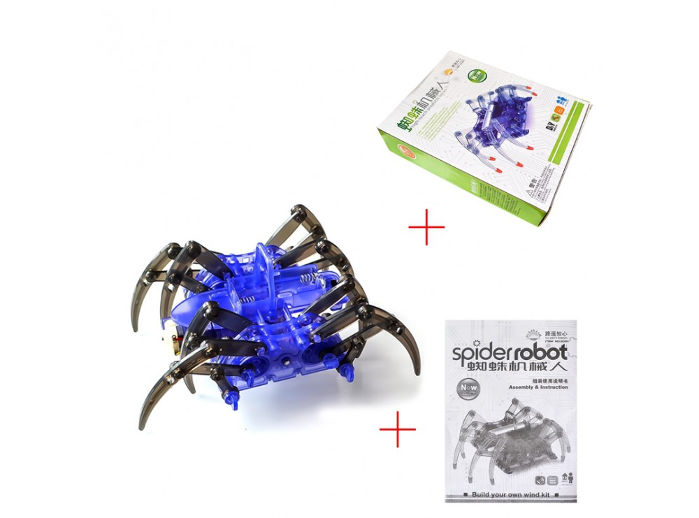 کیت ربات عنکبوتی SPIDER