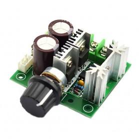 ماژول کنترلر دور موتور 10 آمپر PWM DC 10A
