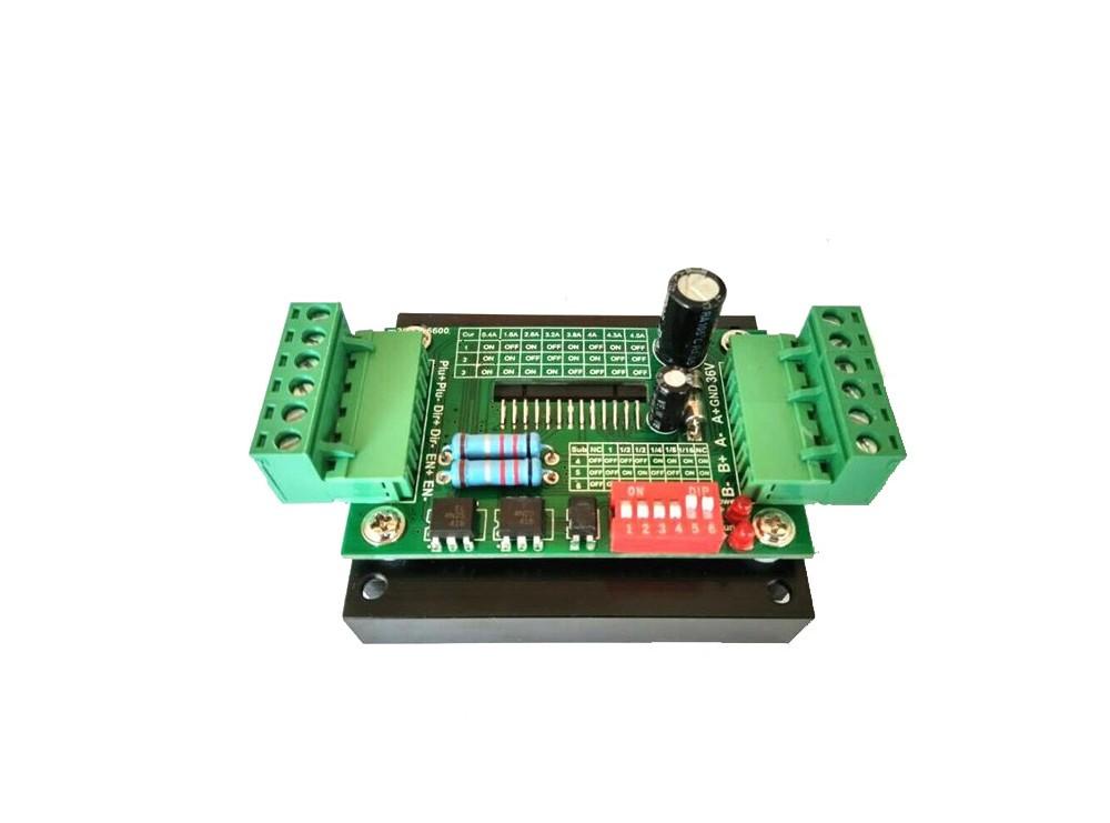 درایور میکرواستپ TB6600 بدون قاب 4.5A