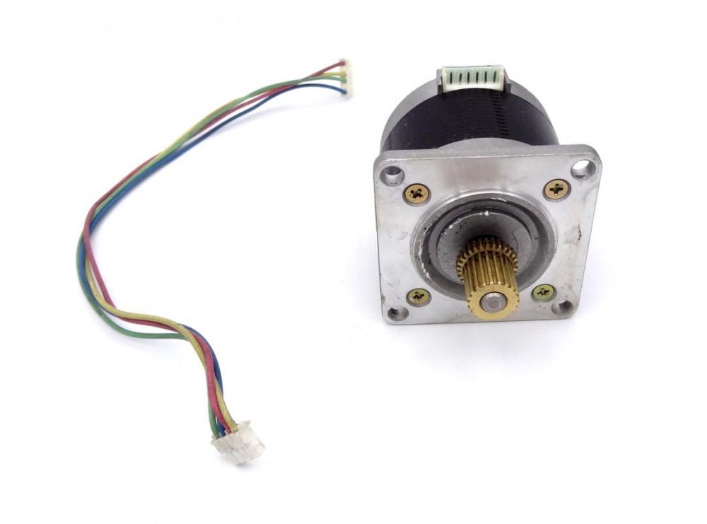 استپ موتور 1.8 درجه 4 سیمه تایلندی مدل 23LM-C355-P7V