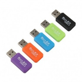مموری ریدر تک کاره Micro SD USB 2.0 طرح A