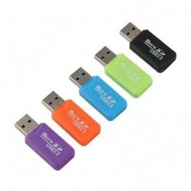 مموری ریدر تک کاره Micro SD USB 2.0