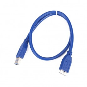 کابل هارد اکسترنال USB 3.0 یک و نیم متری