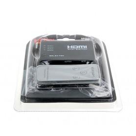 سوئیچ 3 به 1 HDMI ریموت دار