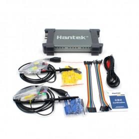 کارت اسیلوسکوپ دو کاناله دیجیتال حافظه دار 20 مگاهرتزی Hantek6022BL