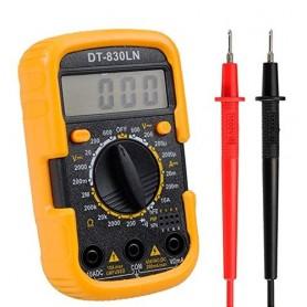 مولتی متر کوچک دارای بک لایت DT-830LN