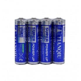 باتری قلمی Super چهارتایی مارک Tianqiu