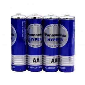 باتری قلمی Hyper چهارتایی مارک Panasonic