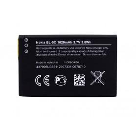 باتری Li-ion مدل NOKIA BL-5C 1020mAh 3.7V 3.8Wh