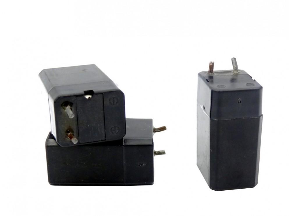 باتری خشک شارژی 4 ولت 400 میلی آمپر ساعت کوتاه