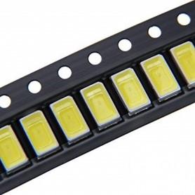 LED مهتابی SMD پکیج 5630 بسته 100 تایی