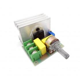 دیمر 3 کیلو وات SCR BTA26 – ولتاژ 220 ولت AC