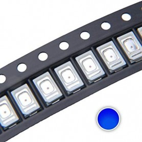 LED آبی SMD پکیج 5630 بسته 50 تایی