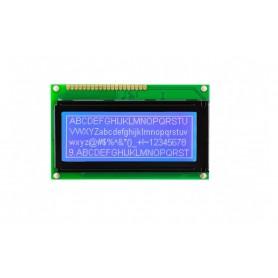 نمایشگر GLCD 64x192 گرافیکی بک لایت آبی با درایور ST7920