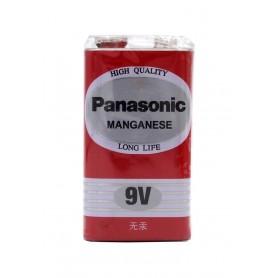 باتری کتابی 9 ولت Manganese مارک Panasonic