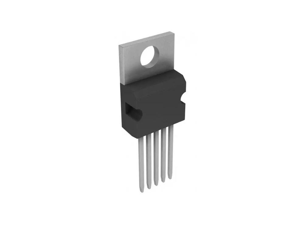رگولاتور 5+ولت LM2596T پکیج TO-220-5