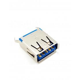 کانکتور USB3.0 A مادگی ایستاده
