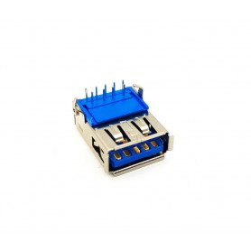 کانکتور USB3.0 A مادگی