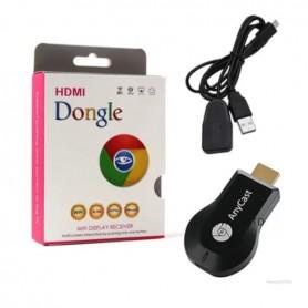 دانگل HDMI ارتباط تصویر بی سیم سری Anycast