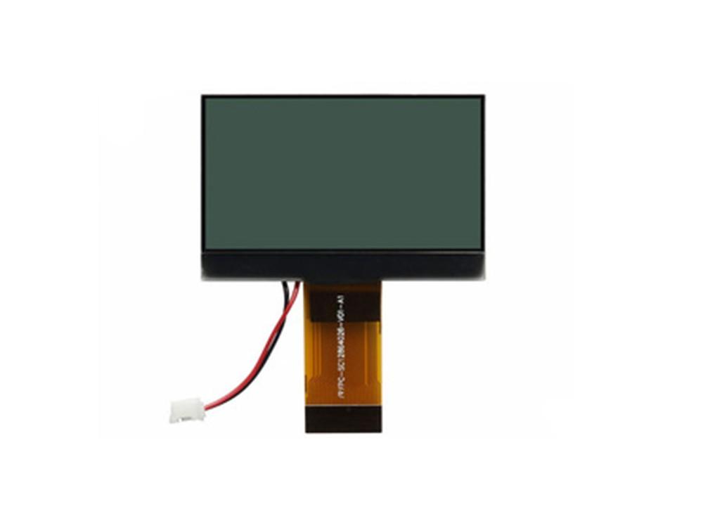 نمایشگر COG 64x128 گرافیکی بک لایت سبز مدل TG12864-COG26C