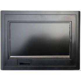 فریم پلاستیکی LCD هفت اینچ سایز 210x155x38mm
