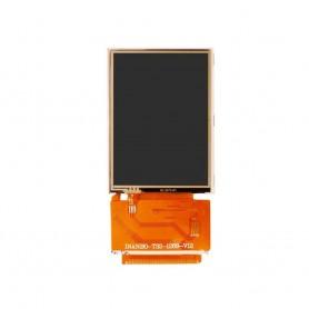 LCD رنگی 3.2 اینچ به همراه تاچ اسکرین