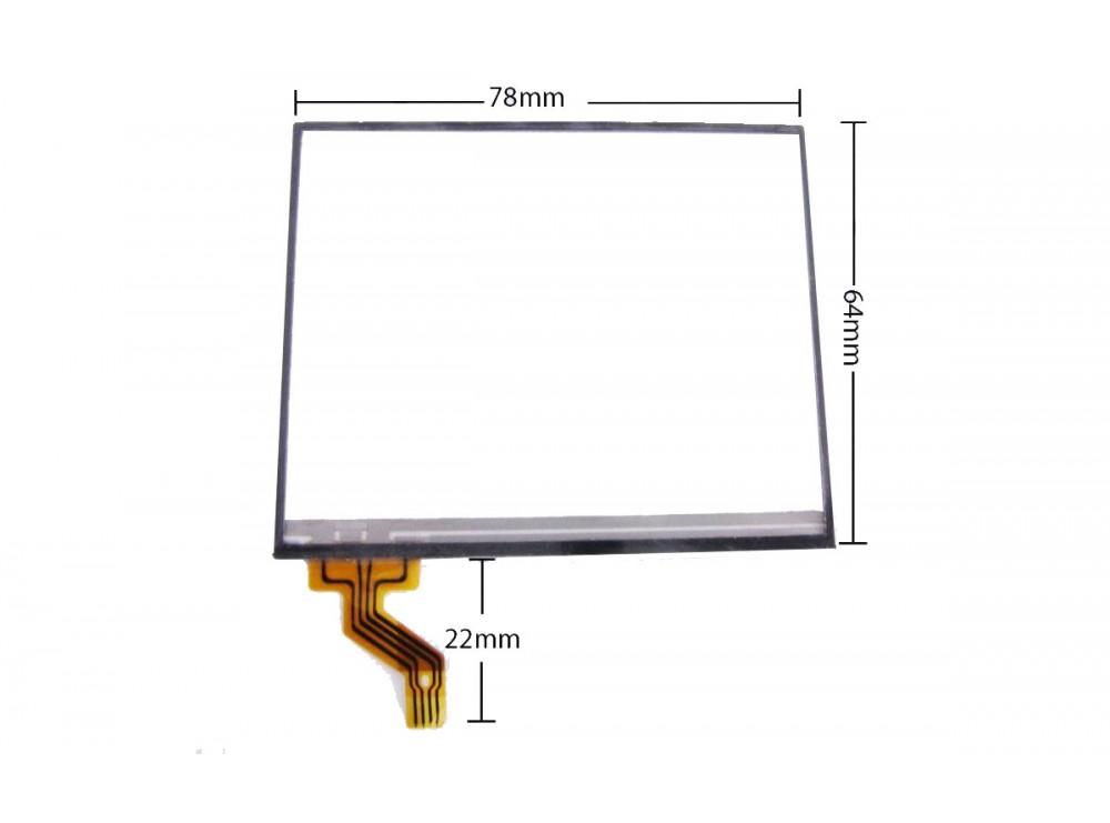 تاچ اسکرین مقاومتی 3.5 اینچ