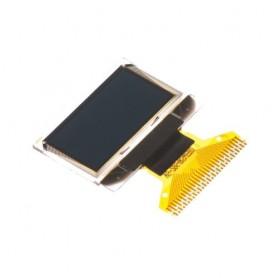 OLED 128x64 0.96 inch دو رنگ زرد-آبی