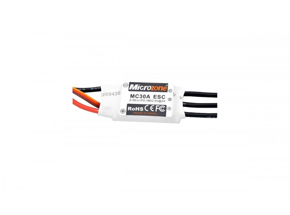 اسپید کنترلر 30 آمپر MicroZone