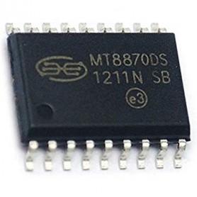 دیکودر MT8870DS پکیچ SMD