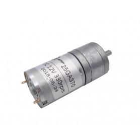 موتور گیربکس 12V-330RPM ZGA25