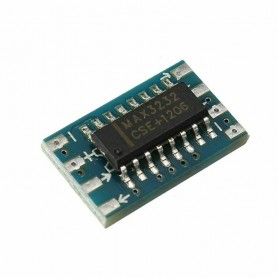 مبدل سریال TTL به RS232 - ماژول MAX3232 مینی