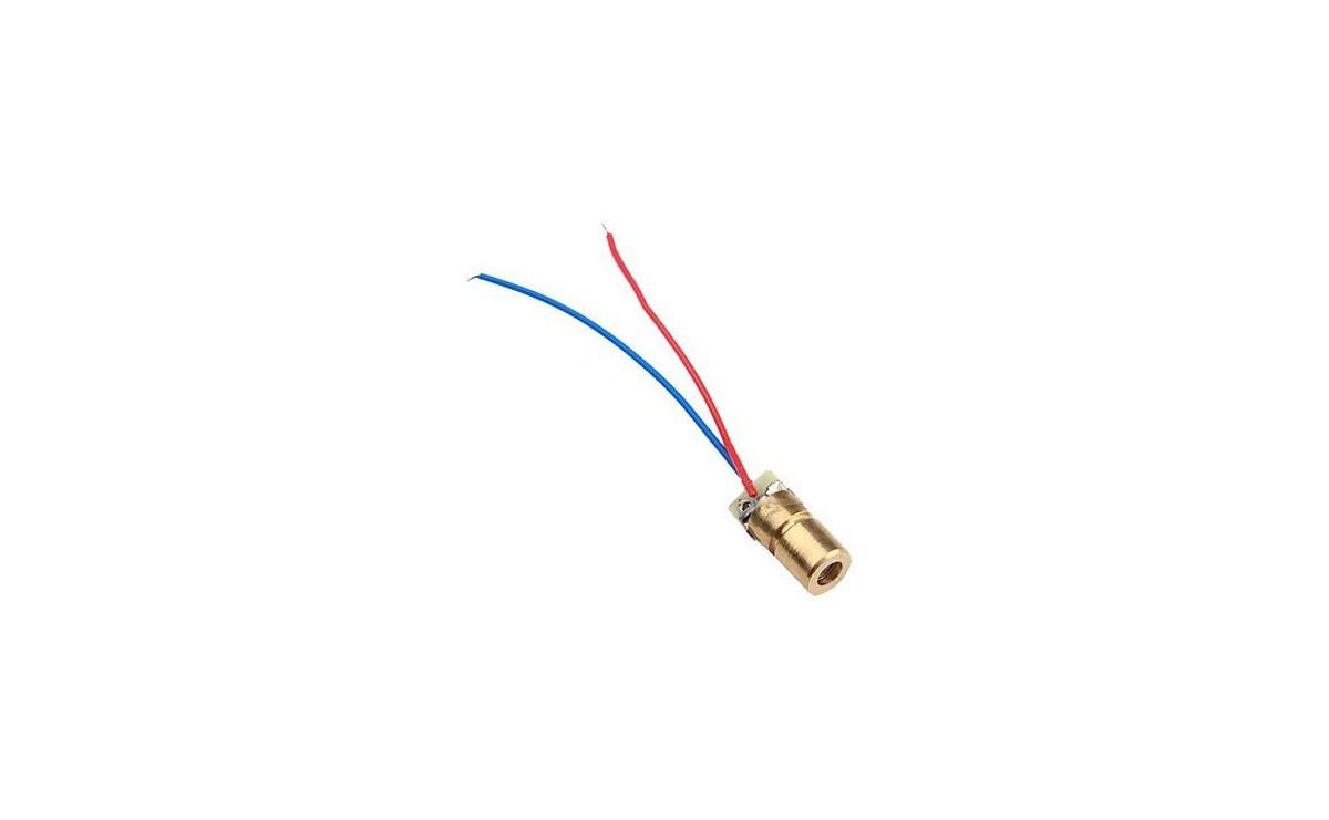 لیزر قرمز-5mW-5v