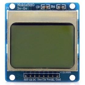 نمایشگر NOKIA 5110 84 X 48دارای بک لایت