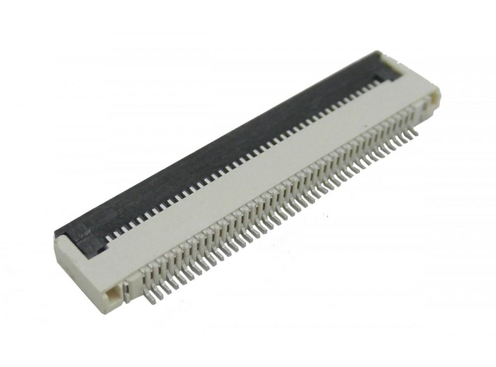 کانکتور FPC 0.5MM 50Pin ZIF