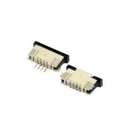 کانکتور FPC 0.5MM 4 Pin Bottom