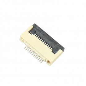 کانکتور FPC 0.5MM 12Pin Bottom