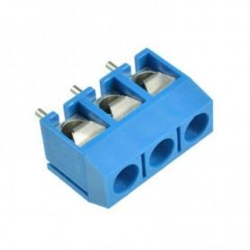 ترمینال پیچی مدل KF301-3Pin رنگ آبی
